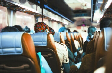 Main reasons to travel by bus with the charter bus company Comfort Express