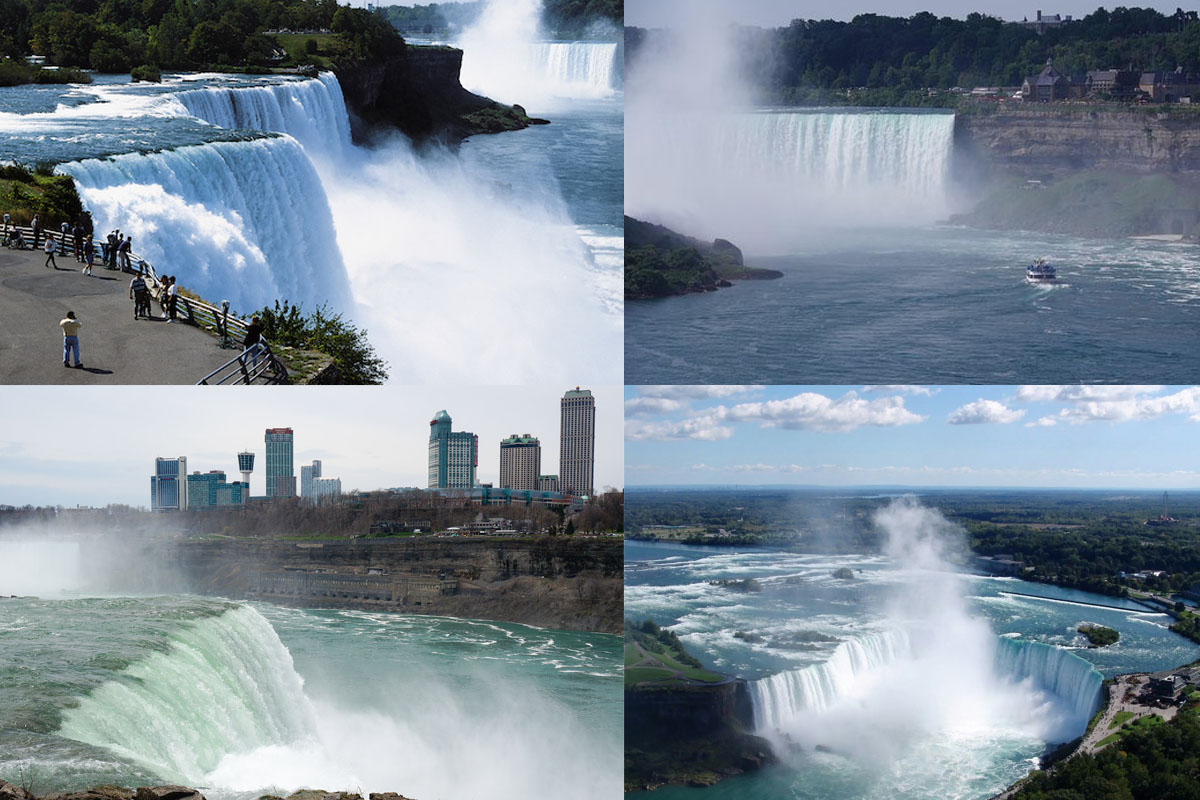 Have a tour of your dreams: a bus trip to Niagara from New York