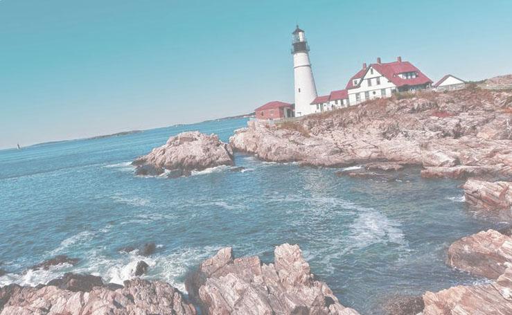 Bus Tours to Maine Coast