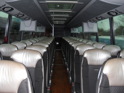 Charter Bus 73