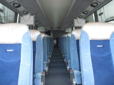 Charter Bus Rent 76