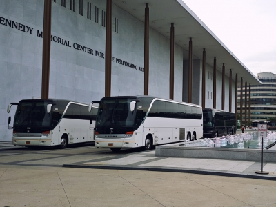 Charter Bus Rent 81