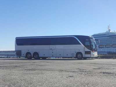 Charter Bus Rent 90