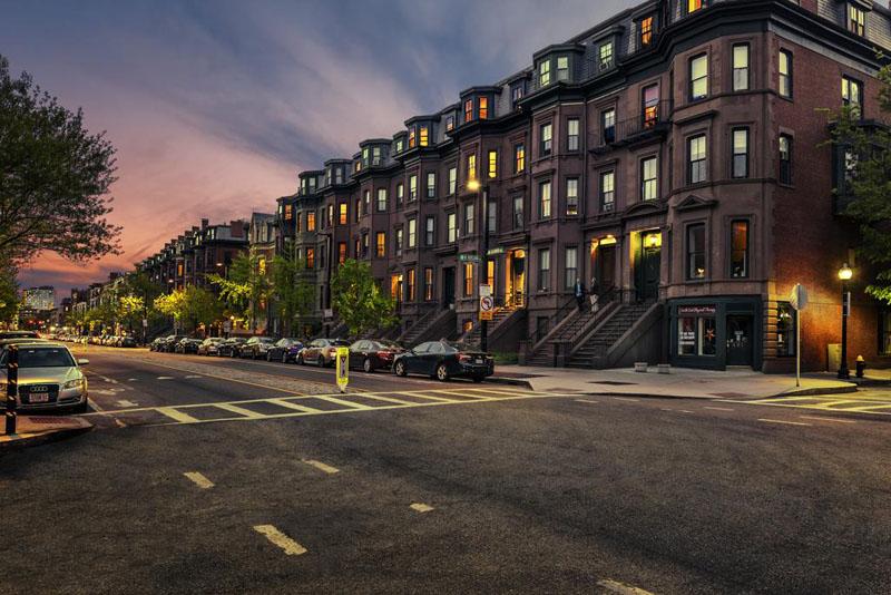 South End Boston US