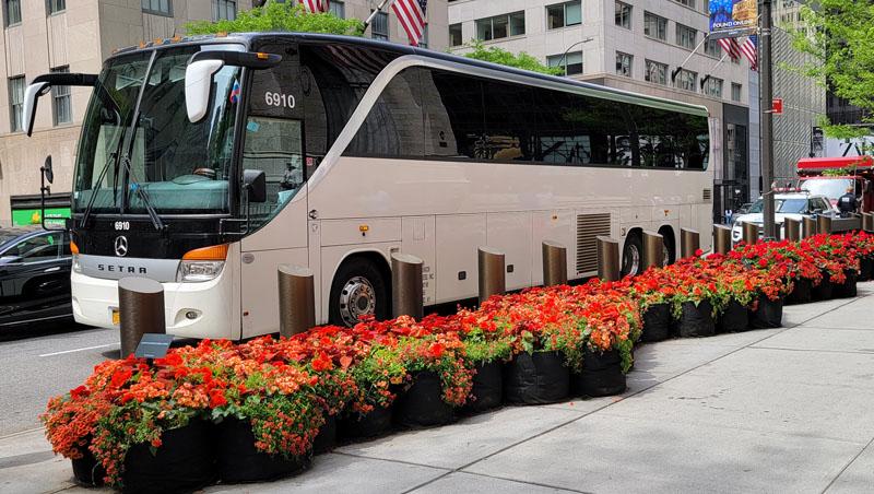 SoHo with Bus Rental New York