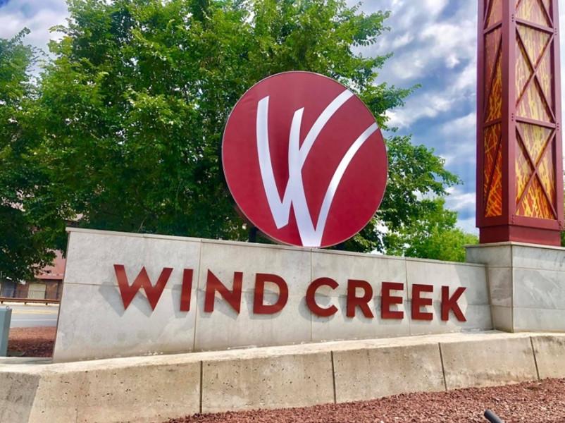 Wind Creek Charter Bus Trip