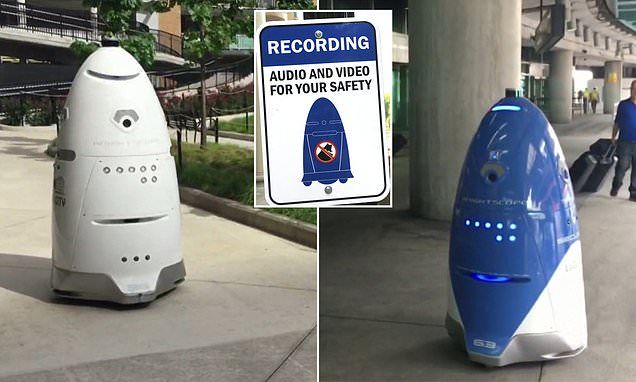 Real Robot in Brooklyn