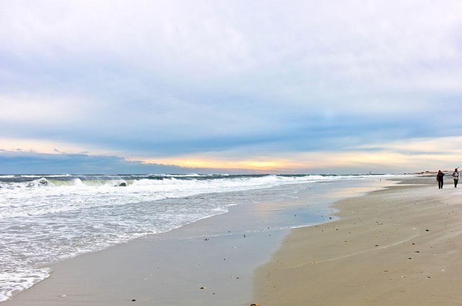 Beach Trip NYC