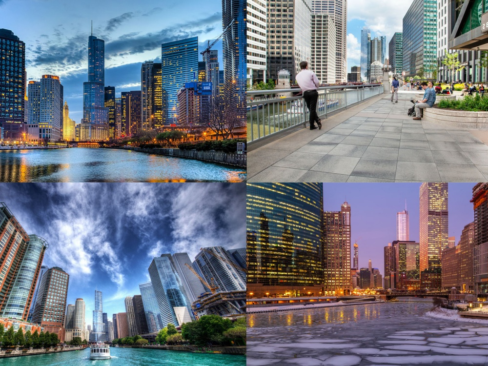 Chicago Charter Bus Group Trips