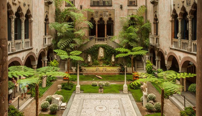 Visit Isabella Stewart Gardner Museum to Enjoy Art