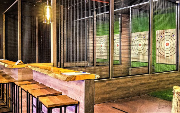 Try to Throw Axes in Brooklyn