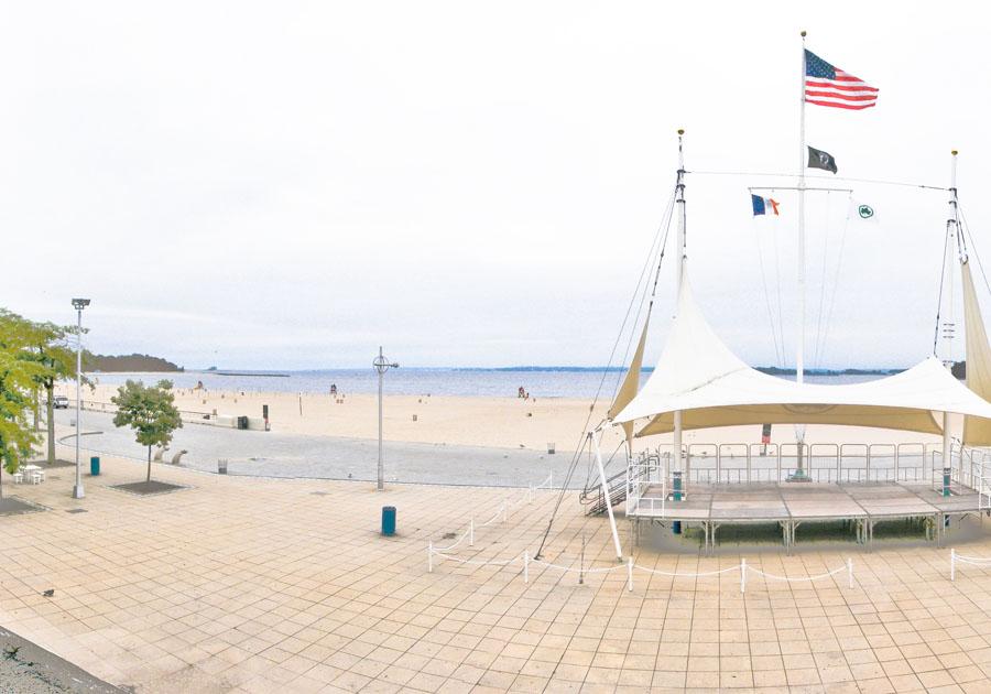 Orchard Beach NYC