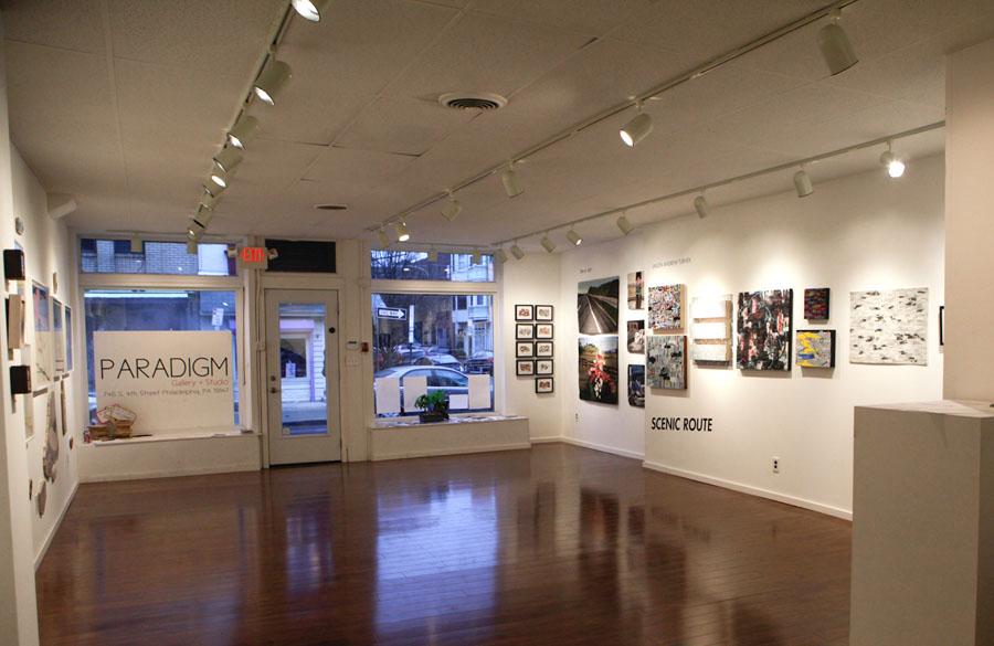 Paradigm Gallery