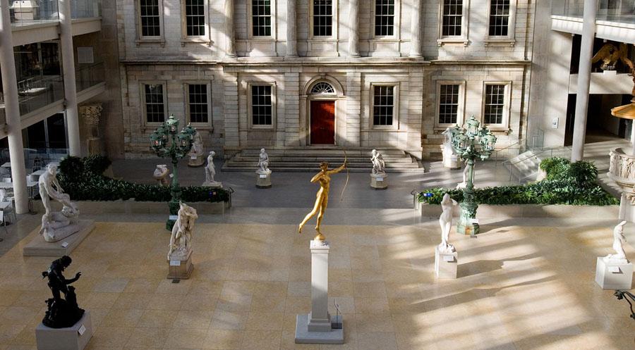 Places to Park Metropolitan museum of Art