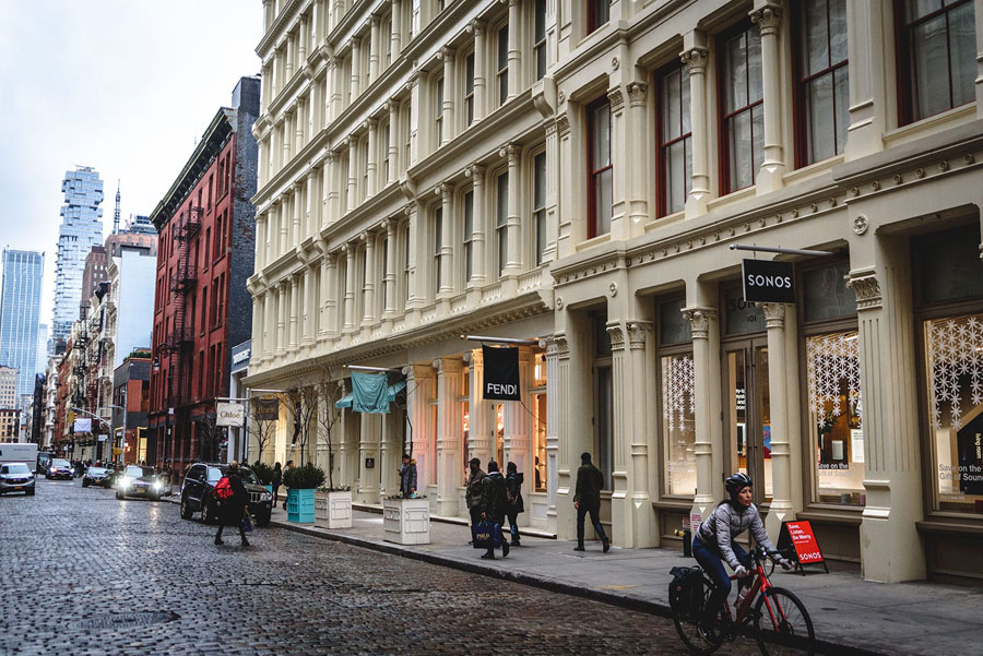 Essential Shops in SoHo NYC