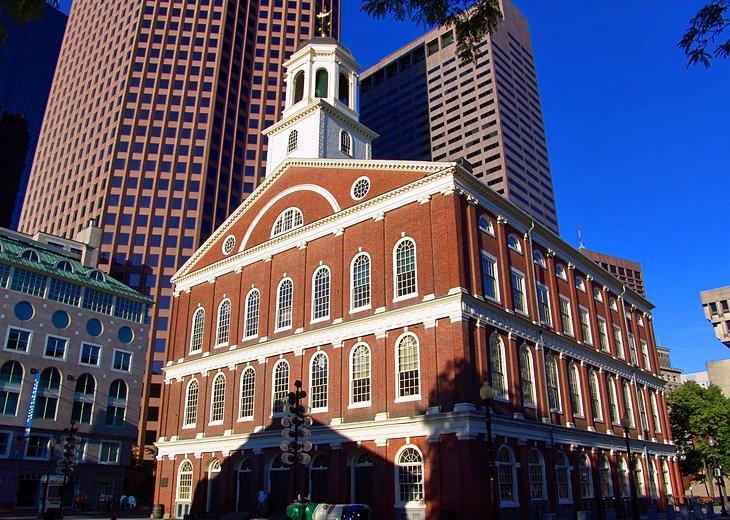 Group Travel in Massachusetts