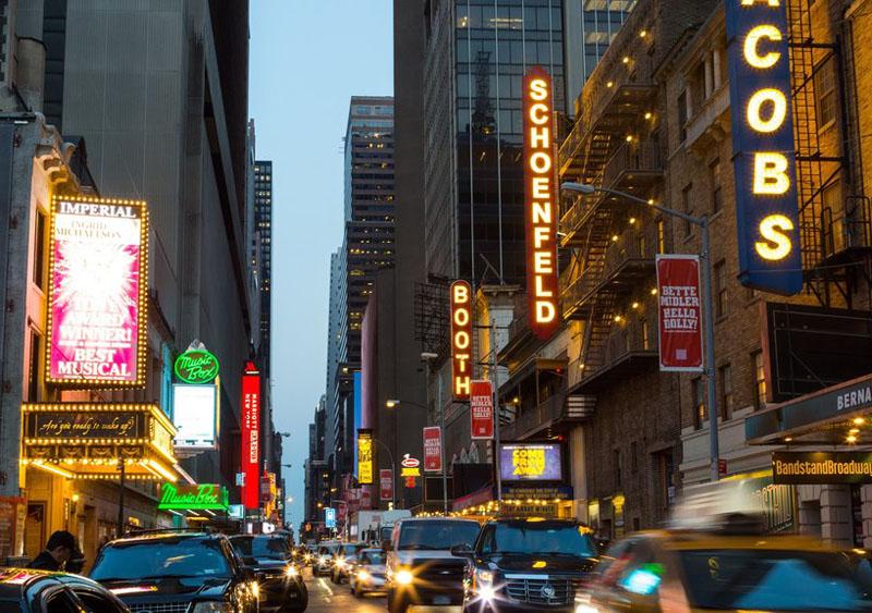 Enjoy Broadway in NYC