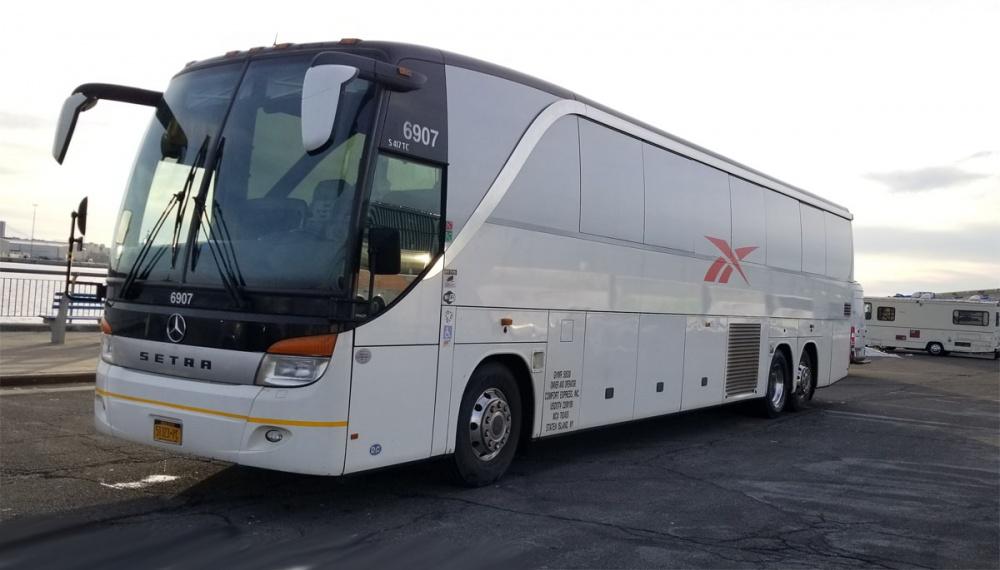 bus transportations