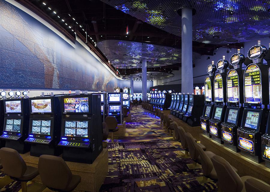 Empire City Casino gamming