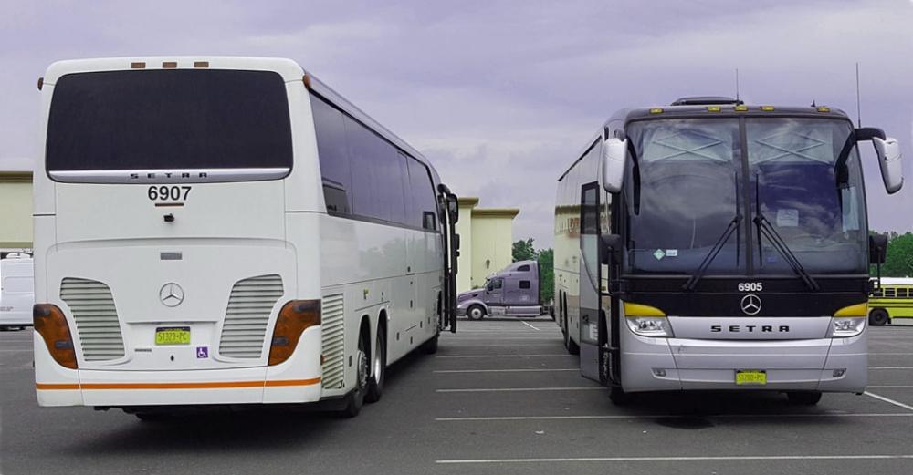 bus transportation service in New York