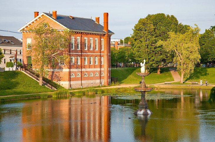 Fascinating Regional Tourism Areas in Massachusetts