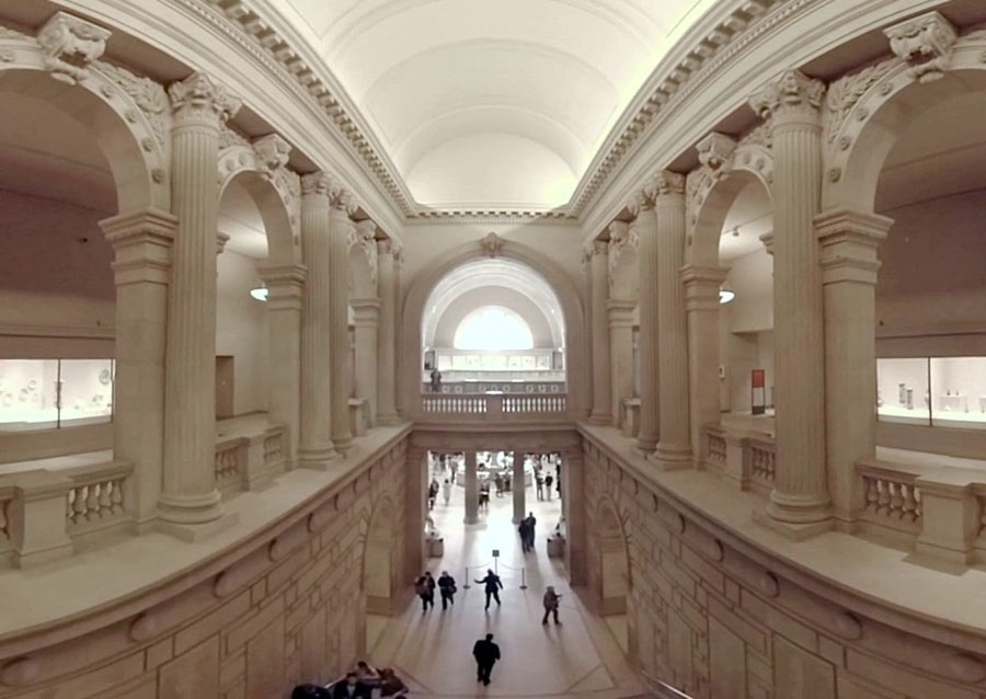 Trip to Metropolitan Museum of Art