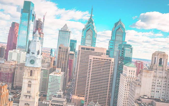 Trip to Philadelphia from New York City
