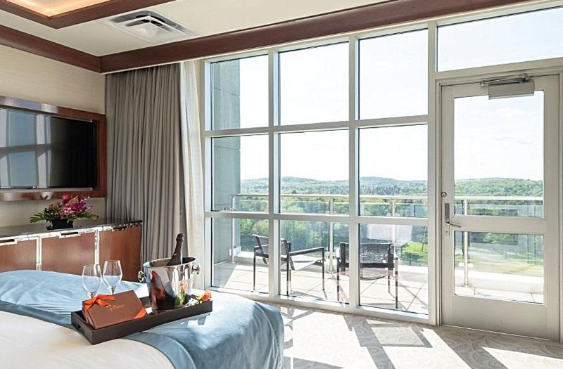 Accommodation at Resorts World Catskills Casino