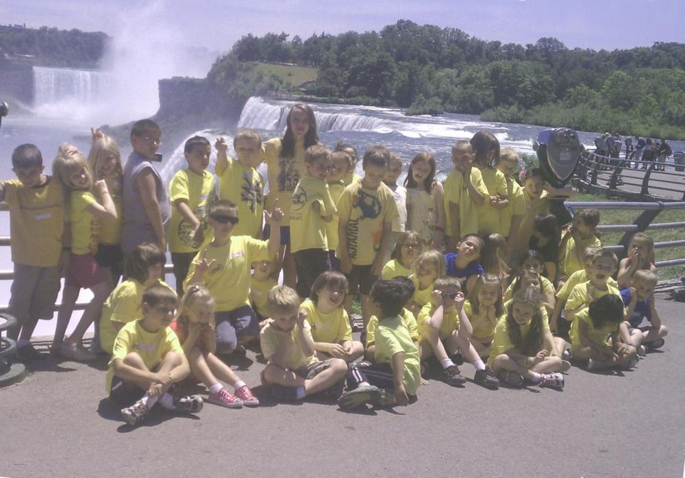 charter bus school trip
